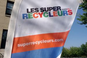 L'oriflamme des Super Recycleurs