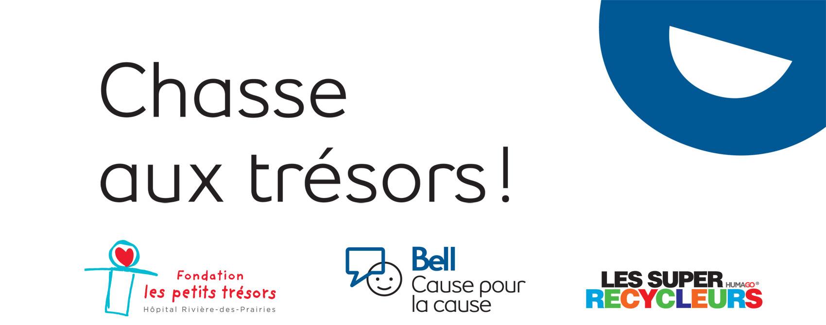 Bell – Chasse au trésors!