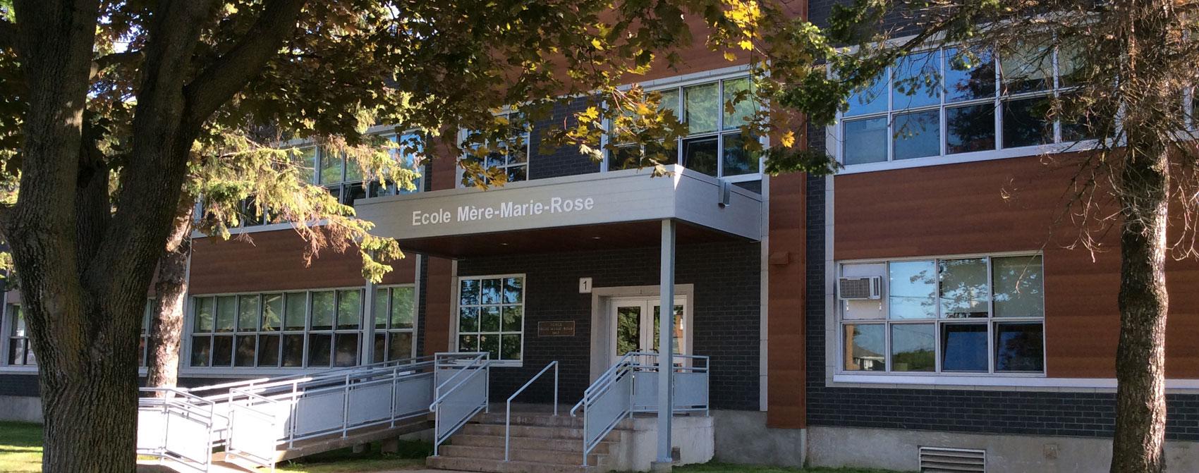 École Mère-Marie-Rose