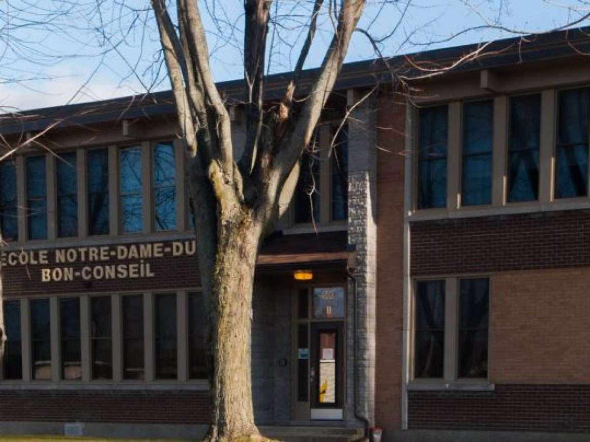 École de Notre-Dame-Du-Bon-Conseil