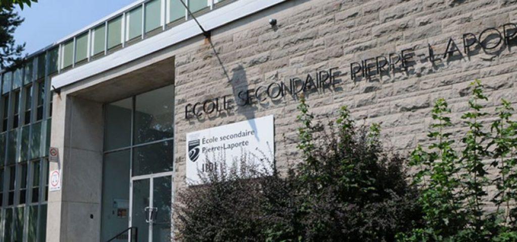 École Pierre-Laporte