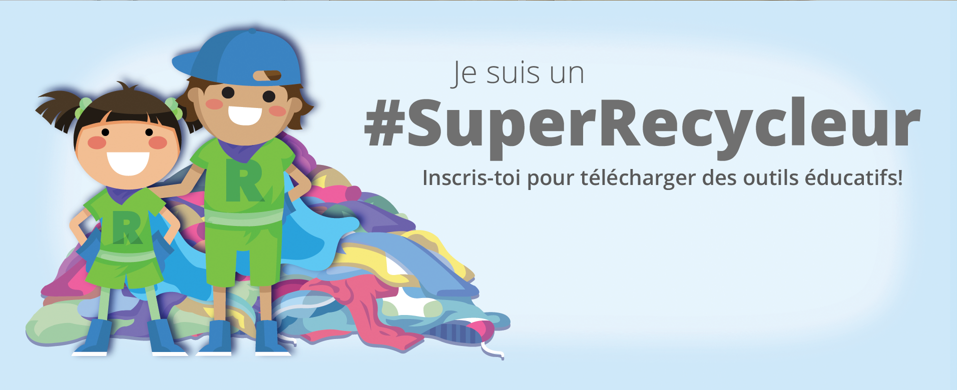 1 Super Recycleurs HERO jesuisunSR 1