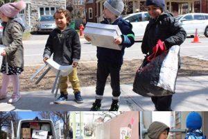 Collecte à Orchard house dans le cadre de #GREATERMONTREALDAY à GlobalNews (http://bit.ly/2LzMQLb)