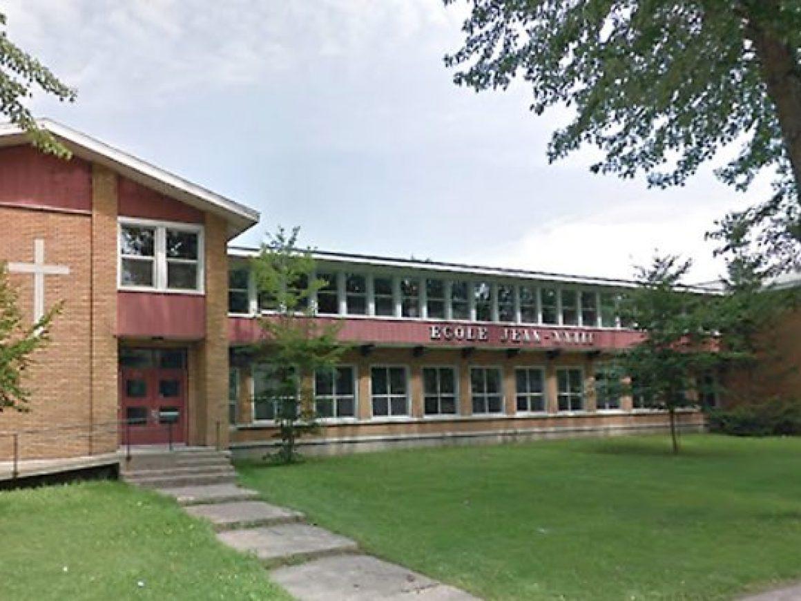École primaire de Louiseville