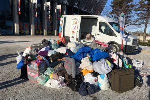 WE Day - Ottawa Clothing Drive