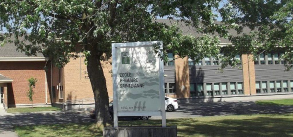 École Sainte-Anne St-Cuthbert